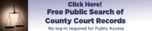 Free Public Search of County Court Records