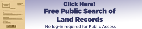 Free Public Search of Land Records